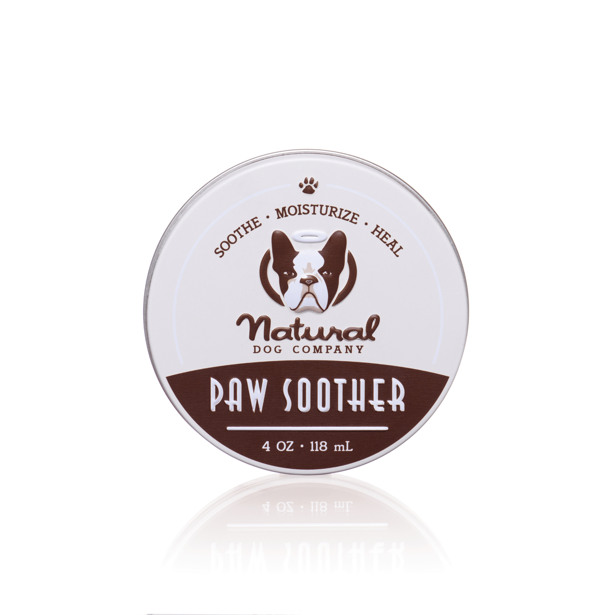 Natural Dog Company Paw Soother 4oz tin