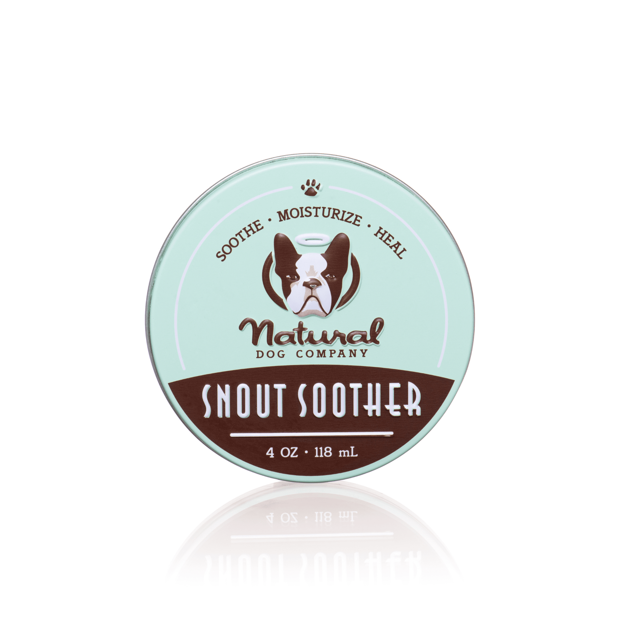 Natural Dog Company Snout Soother 4oz tin